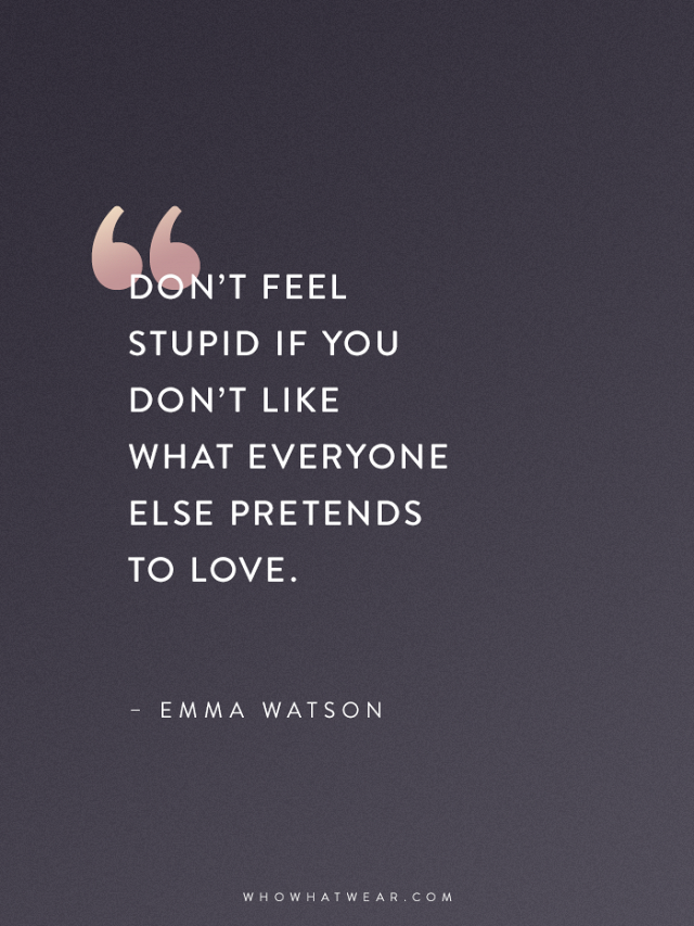 You are currently viewing 12 Emma Watson Quotes That Every Woman Should Read
