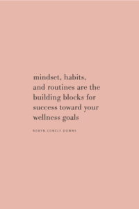 125 The Secret to Radical Consistency: 2 Simple Steps to Reach Your Wellness Goals | Real Food Whole Life