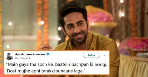 You are currently viewing 27 Tweets By Ayushmann Khurrana That'll Make You Fall In Love With His Shayaris