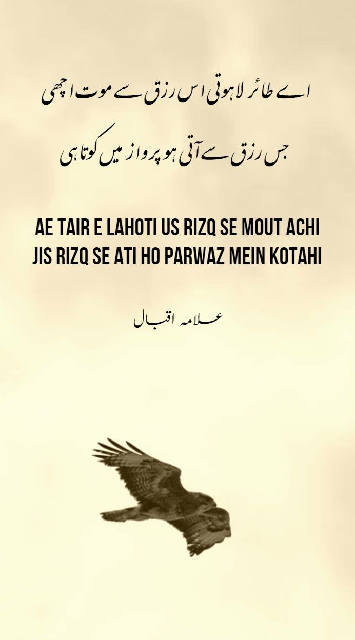You are currently viewing Allama Iqbal 2 Line Poetry