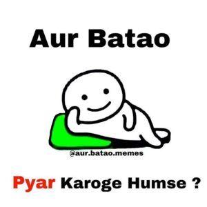 """Read more about the article Aur Batao – Memes (Official) on Instagram: """"❤️ Meme Sentence By @adorable_stars_of_india  @aur.batao.memes #aurbataomemes #love #instagood #me #cute #tbt #photooftheday #instamood…"""""""