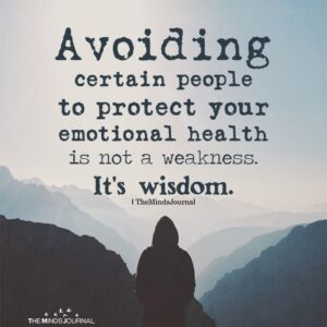 Read more about the article Avoiding Certain People To Protect Your Emotional Health