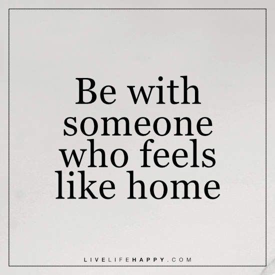 You are currently viewing Be with Someone Who Feels (Live Life Happy)