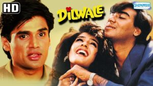 Read more about the article Dilwale (1994)(HD&Eng Subs) – Hindi Full Movie – Ajay Devgan, Sunil Shetty, Raveena Tandon