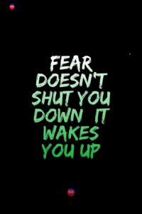 Read more about the article Fear