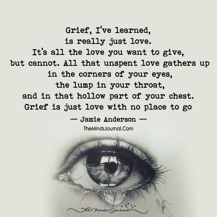 You are currently viewing Grief Is Love