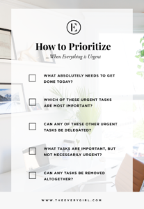 Read more about the article How to Prioritize When Everything Is Urgent