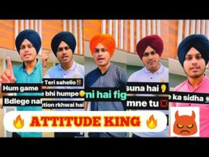 Read more about the article Maninder mani Attitude Shayari     Maninder mani new Attitude Shayari     Attitude Tik Tok video