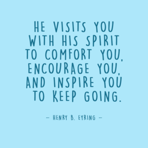 Read more about the article President Henry B. Eyring: 'My Peace I Leave with You'