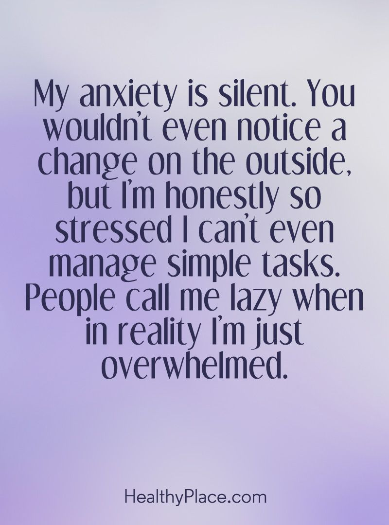 You are currently viewing Quotes on Anxiety