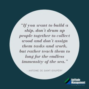 Read more about the article Quotes seem to say more than an entire book ever could – we love quotes… #team