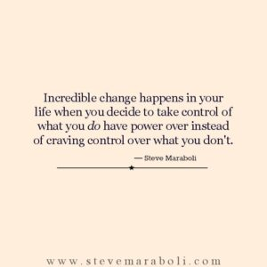 Read more about the article Steve Maraboli
