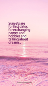 Read more about the article Sunrises are where life begins