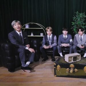 Read more about the article The best way to unplug is with some inspirational quotes from @BTS_twt!   Don't