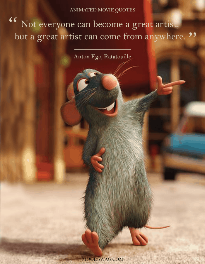 You are currently viewing Top 15 Amazing Animated Movie Quotes in 2019- Moodswag