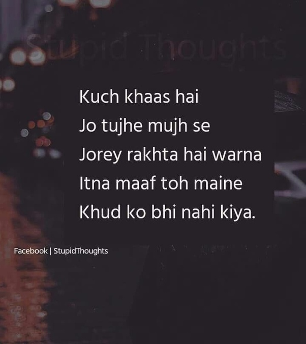 What are the some of the best shayaris on life?