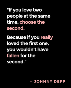 Read more about the article 101 Love Quotes That Are Begging to Star in Your Most Romantic Insta Captions