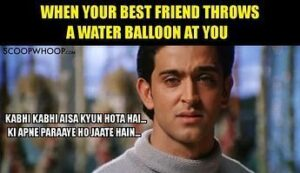 Read more about the article 12 Honest Memes That Perfectly Sum Up The Spirit Of Holi