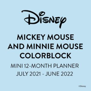 Read more about the article 2021 Disney © Mickey Mouse Stay True Mini Horizontal Happy Planner   12 Months   Planners   The Happy Planner   Me & My Big Ideas