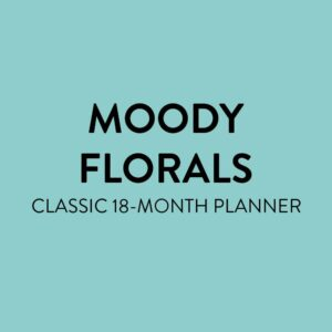 Read more about the article 2021 Moody Florals Classic Vertical Happy Planner | 18 Months | Planners | The Happy Planner | Me & My Big Ideas