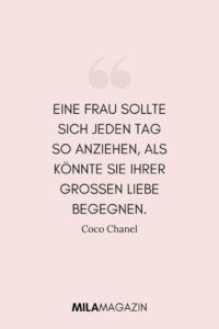 Read more about the article 21 Coco Chanel Zitate, die jede Frau kennen muss!