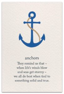 Read more about the article Anchor Friendship Card