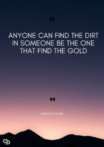 Read more about the article Anyone can find the dirt in someone