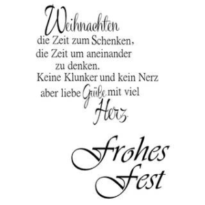 Read more about the article Clear Stamps, Frohes Fest, 2 – teilig