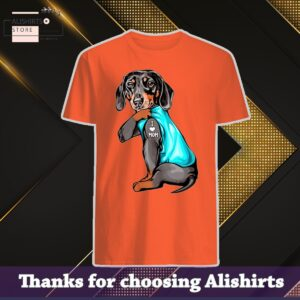 Read more about the article Dachshund I Love Mom tattoo shirt Buy it here:   homepage :     #Worldwide #Alis