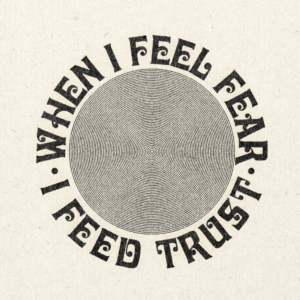 Read more about the article Feed Trust Print by Daren Magee