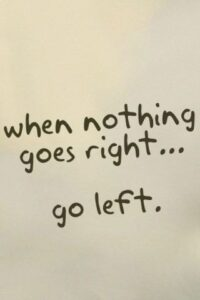 Read more about the article Go Right Or Left