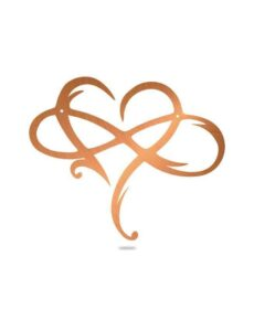 Read more about the article Infinite Love Heart – Copper / 12