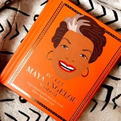 Read more about the article Pocket Maya Angelou Wisdom Book