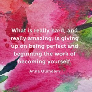 Read more about the article Quote About Being Yourself – Anna Quindlen