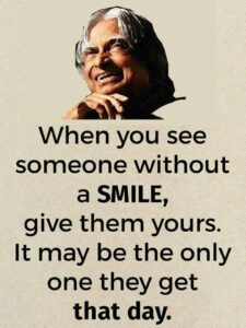 Read more about the article Smile Every day