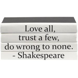 Read more about the article Stack of Books, Love All