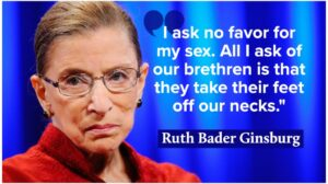 Supreme Court Justice Ruth Bader Ginsburg would have turned 88 years old today.