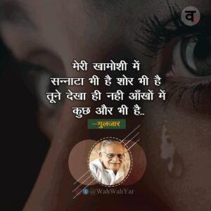 """Read more about the article Wah Wah Yar – वाह वाह यार on Instagram: """"Please follow @wahwahyar for more different #hindiquotes #hindishayari and #hindithoughts. . . #wahwahyar #hindithoughts #hindi #qoutes…"""""""