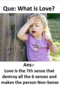 Read more about the article What is Love?