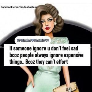 Read more about the article Yup exactly true he can't afford me ……..