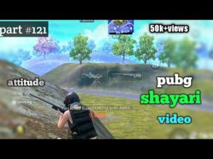 Read more about the article pubg killer attitude shayari video | part #121 | #pubg attitude shayari
