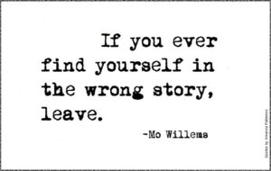 Read more about the article write your own story.