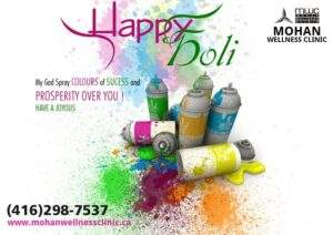 Read more about the article ¯_(ツ)_/¯ Wish you all a very very Happy #Holi..