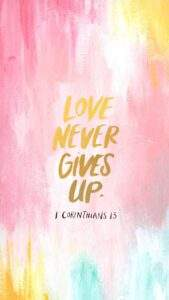 Read more about the article 1 Corinthians 13
