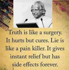 Read more about the article A quote for Truth