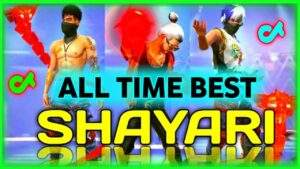 Read more about the article All Time Best Shayari Video 😍   Free Fire Tik Tok Shayari Video