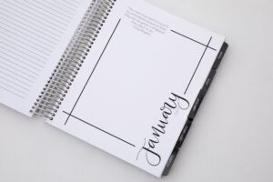 Read more about the article GoosbyTwins Planner: Denim