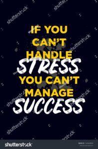Read more about the article Handle Stress Manage Success Quotes Apparel Stock Vector (Royalty Free) 1564640833