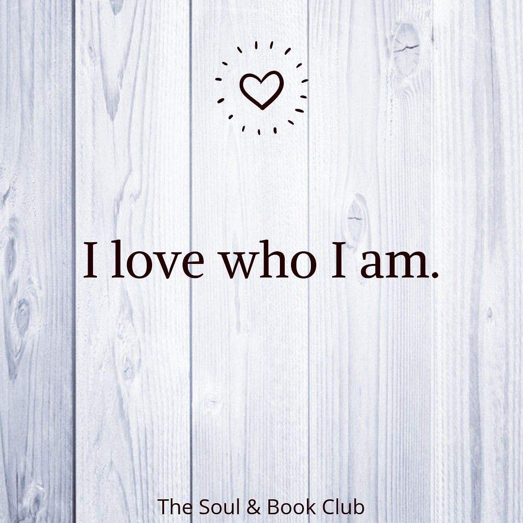 You are currently viewing I love who i am