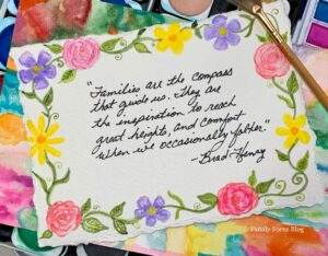 Inspirational Quotes About Family Strength and Love